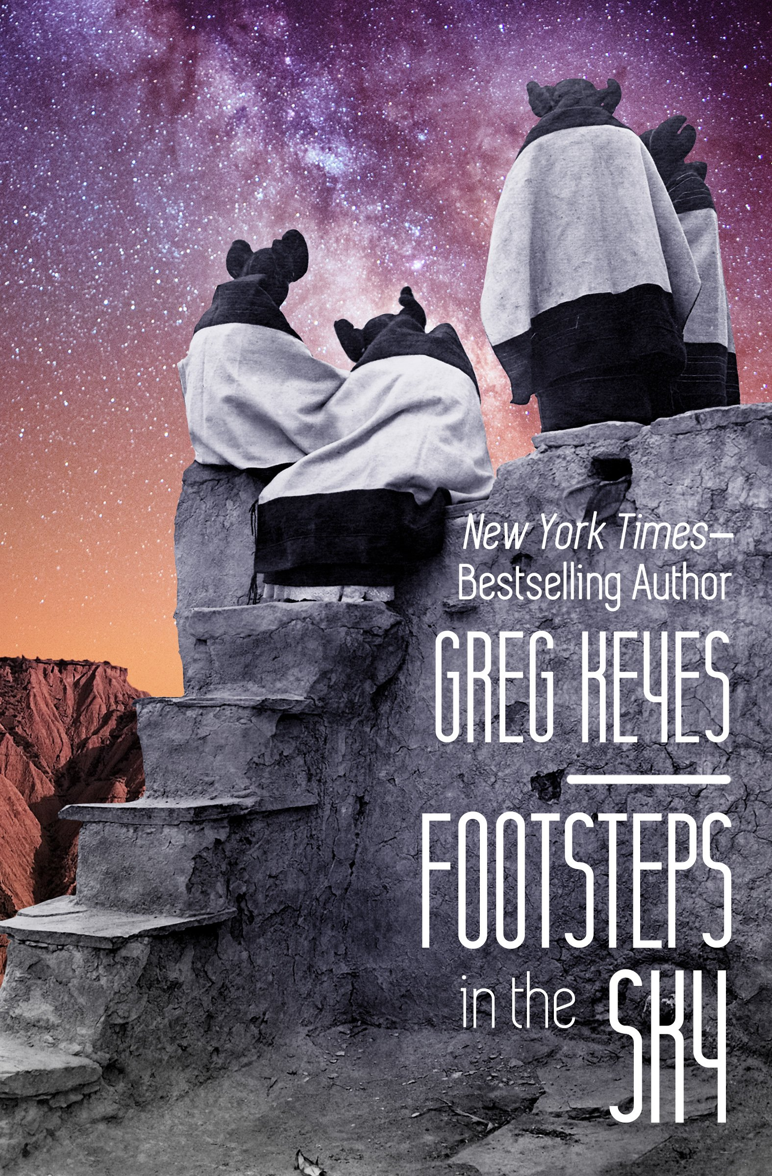 Read Online Footsteps in the Sky pdf epub