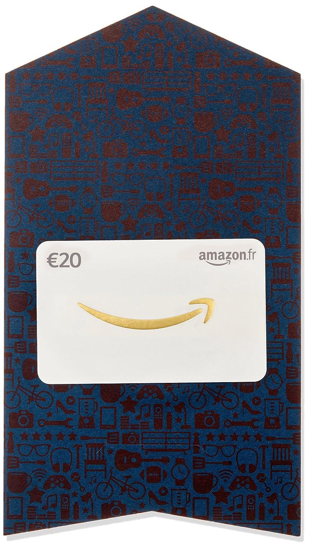 Carte cadeau  dans une petite enveloppe Livraison gratuite en 1 jour ouvr/é