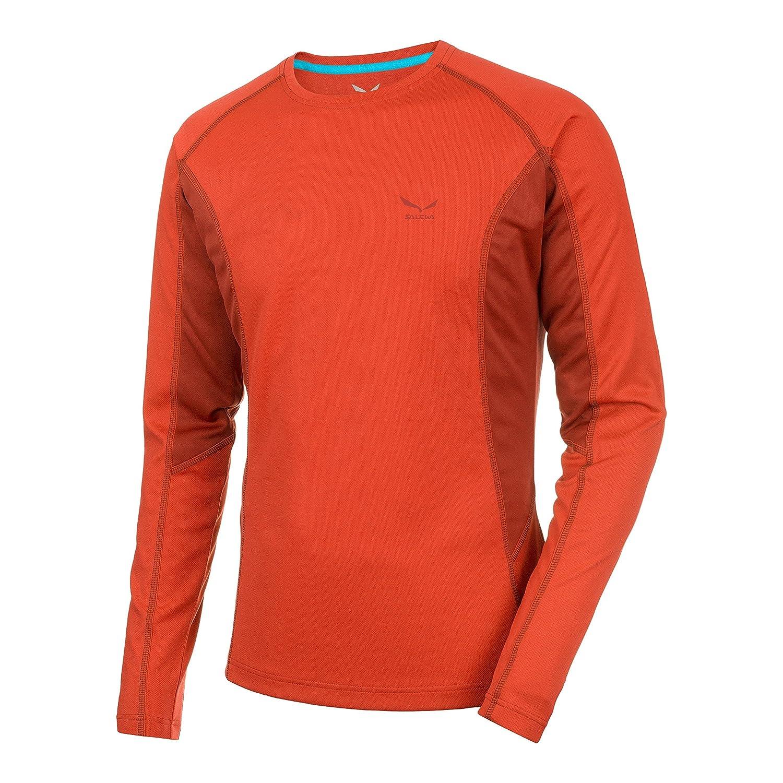 Salewa Pecol 2 Dry Long Sleeve Shirt Herren Funktionsoberteil