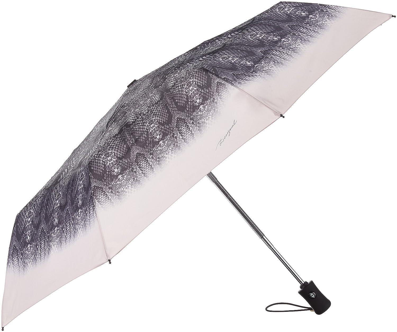 Desigual Umbrella Snake Paragua plegable 28 cm: Amazon.es: Zapatos y complementos