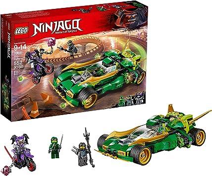 Amazon.com: Juego para armar LEGO Ninjago Reptador ninja ...