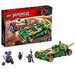 LEGO Ninjago Ninja Noturno 70641