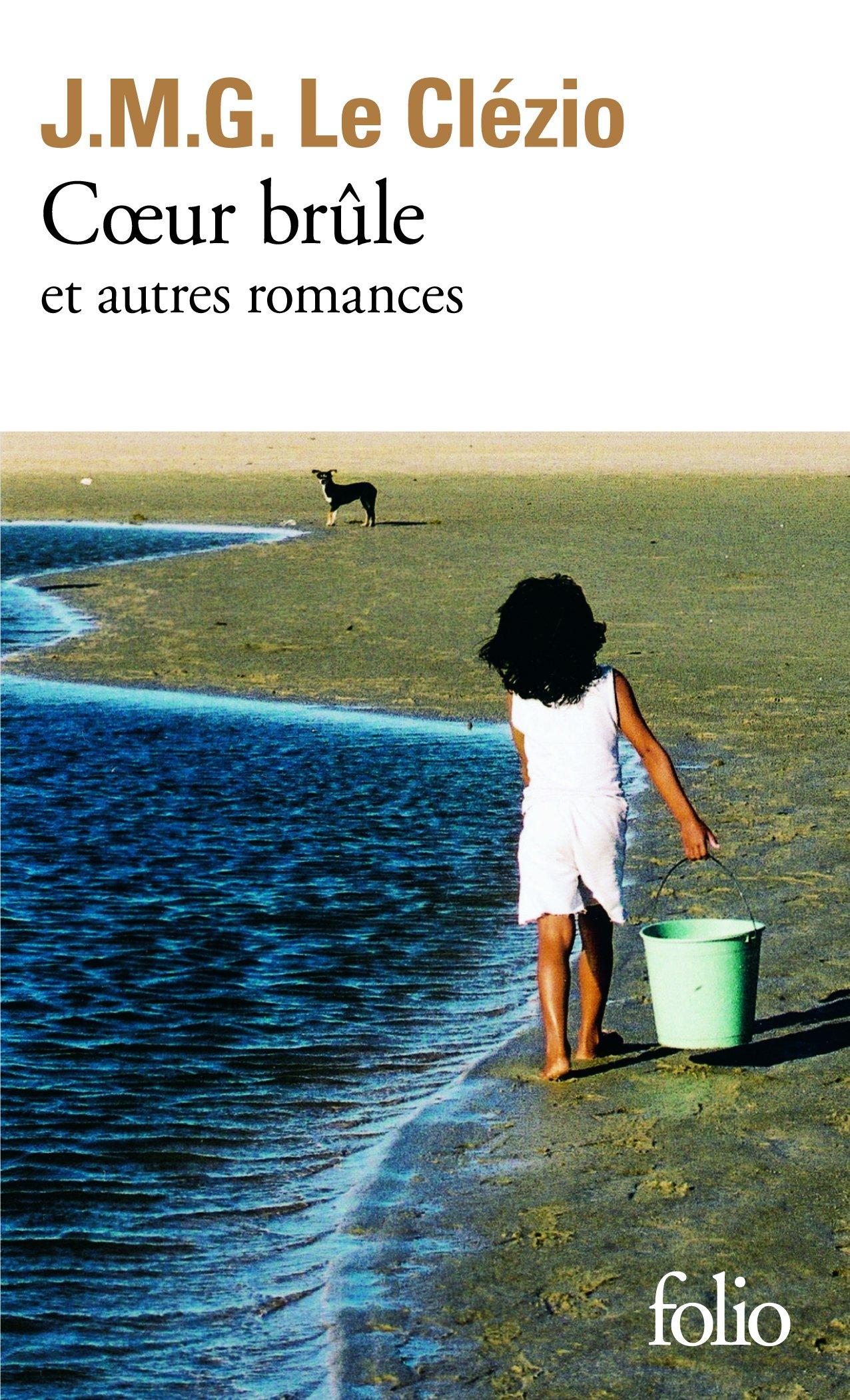 Coeur Brule Et Autres Romances (collection Folio) (french Edition): Jean Marie Gustave Le Clezio: 9782070423347: Amazon: Books