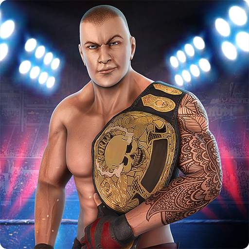 WWE Wrestling Mania MMA Hero Adventure Revolution Quest: Mayhem Fighting World of warriors Champ Wrestle in Action Battle Arena 2018