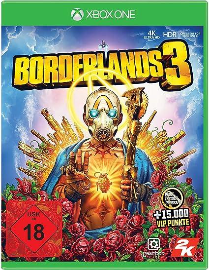 Borderlands 3 - Xbox One [Importación alemana]: Amazon.es: Videojuegos
