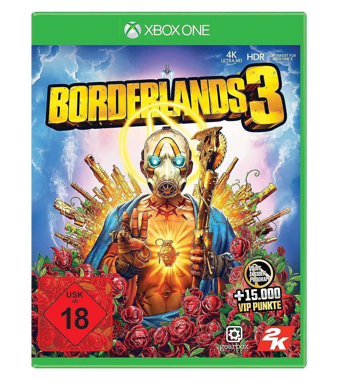 Borderlands 3 Mit 15000 Vip Punkten Exklusiv Bei Amazonde