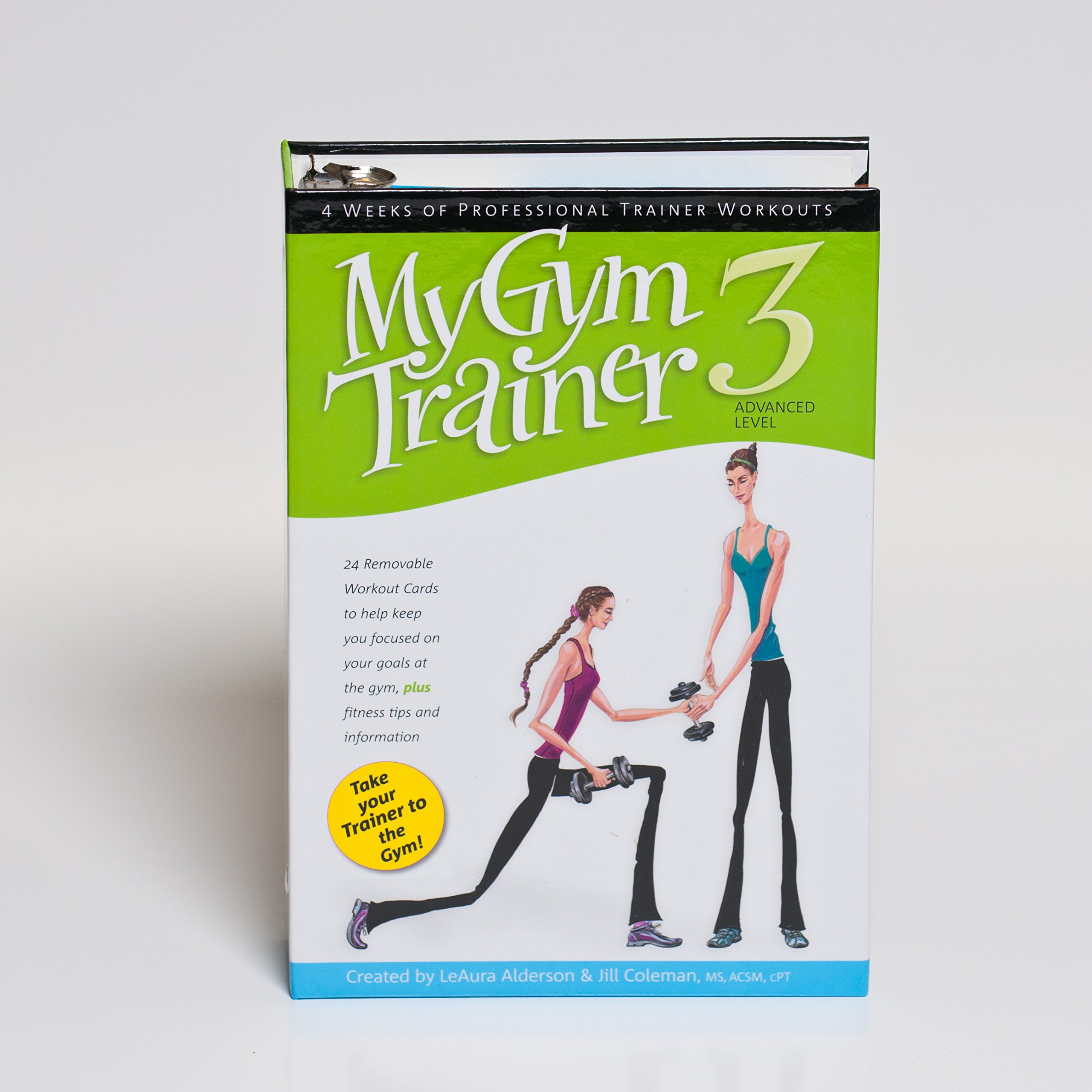 My Trainer Fitness Workout Plans - My Gym Trainer 3-Advanced 4-week workout cycle