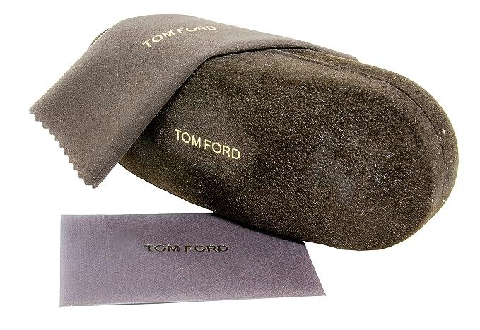 b4e02eb1047b4 Amazon.com  Tom Ford Cateye Eyeglasses TF5354 001 Size  53mm Black Gold  FT5354  Clothing