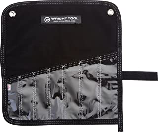 """product image for Wright Tool 707-ROLL Denim Tool Roll - 13"""" x 13-3/4"""" - 7 pockets"""
