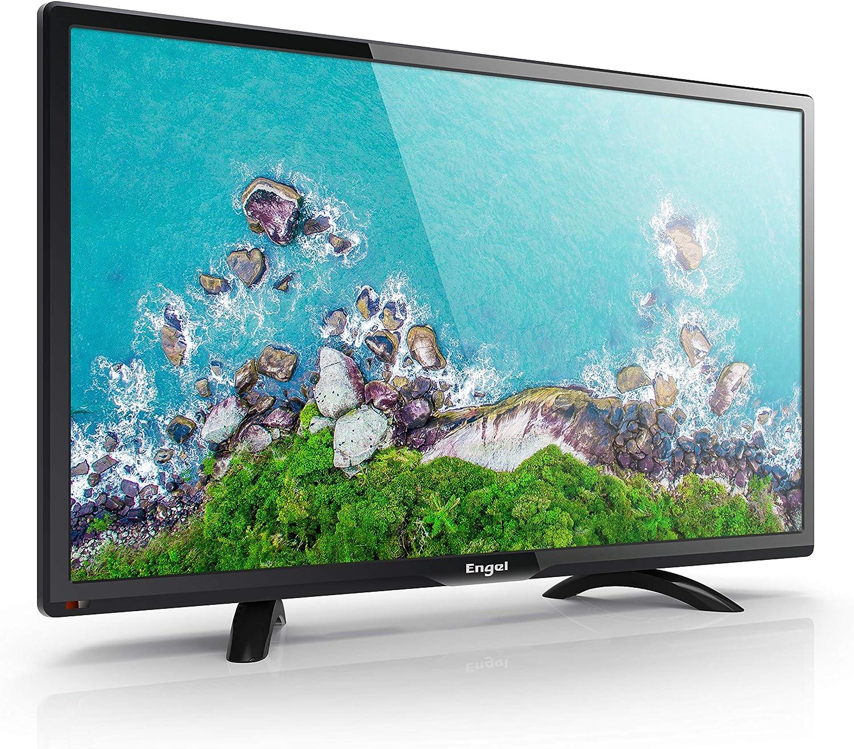 Engel 2460 T2 HD Ready TV con TDT HD, DVB-T2, Dolby Digital Plus ...