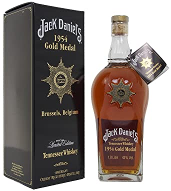 Jack Daniels - 1954 Gold Medal Limited Edition - Whisky