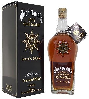 Jack Daniels - 1954 Gold Medal Limited Edition - Whisky