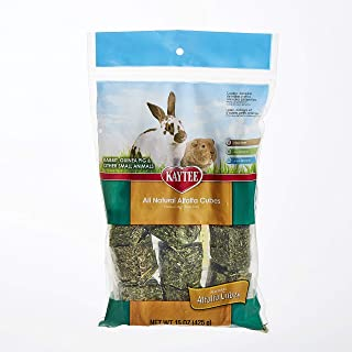 product image for Kaytee Alfalfa Cubes, 15-oz bag