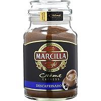 Marcilla Crème Express - Café soluble descafeinado, 200g