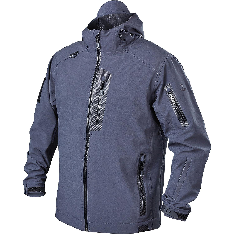 BLACKHAWK!: chaqueta táctica de softshell para hombre - JK01 ...