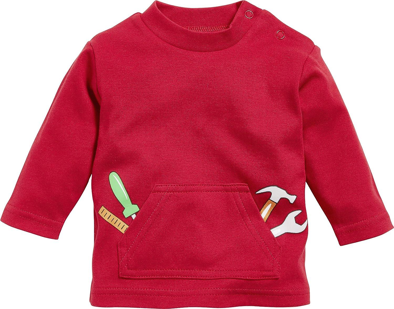 Playshoes Baby Boys' Sweatshirt Heimwerker 813046