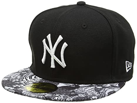 New Era 59 FIFTY adulti berretto da baseball MLB NY Yankees tigre Visor e636484c0611