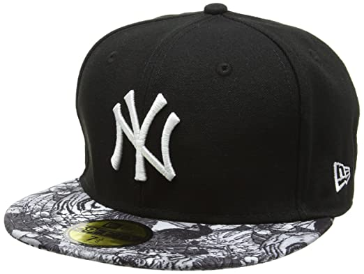 A NEW ERA Era MLB Rodmann Gorra Gorro NY Yankees Tiger Visor ...