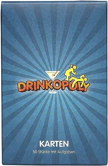 Drinkopoly Juego de beber cartas adicionales estándar: Amazon.es ...