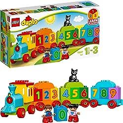 LEGO DUPLO - Mi Primer Tren de los números (10847)