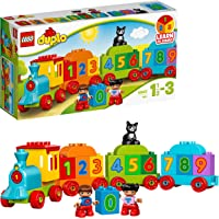 LEGO Duplo 10847 - Set Costruzioni Il Treno dei Numeri