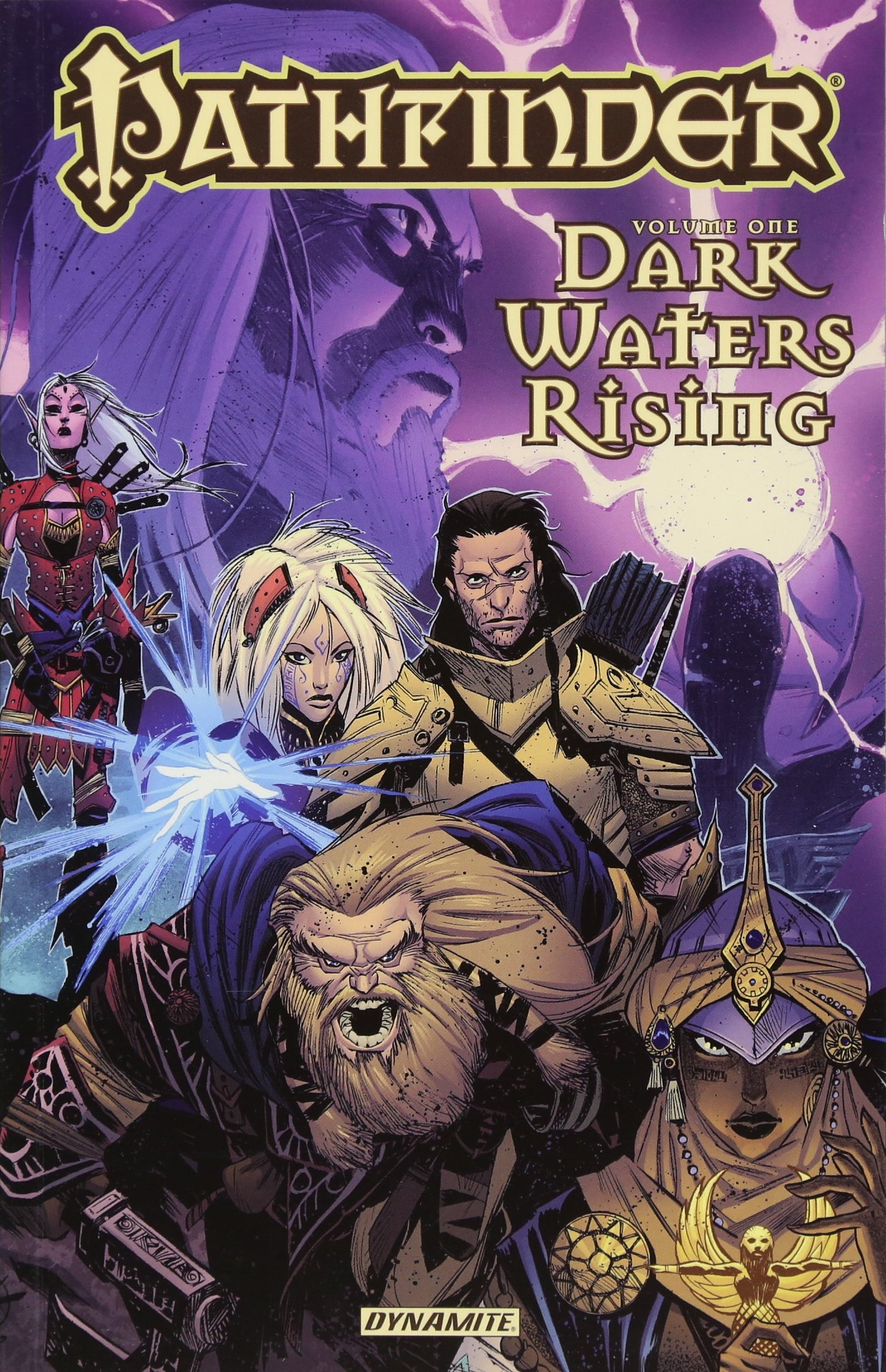 Pathfinder Vol  1: Dark Waters Rising: Jim Zub, Andrew