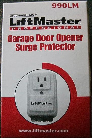 Liftmaster 990lm Garage Door Opener Surge Protector Chamberlain Clss1 Computer Surge Protectors Amazon Com