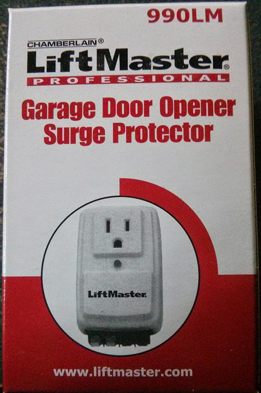 Liftmaster 990lm Garage Door Opener Surge Protector Chamberlain Wiring Diagram As Well Clss1 Computer Protectors