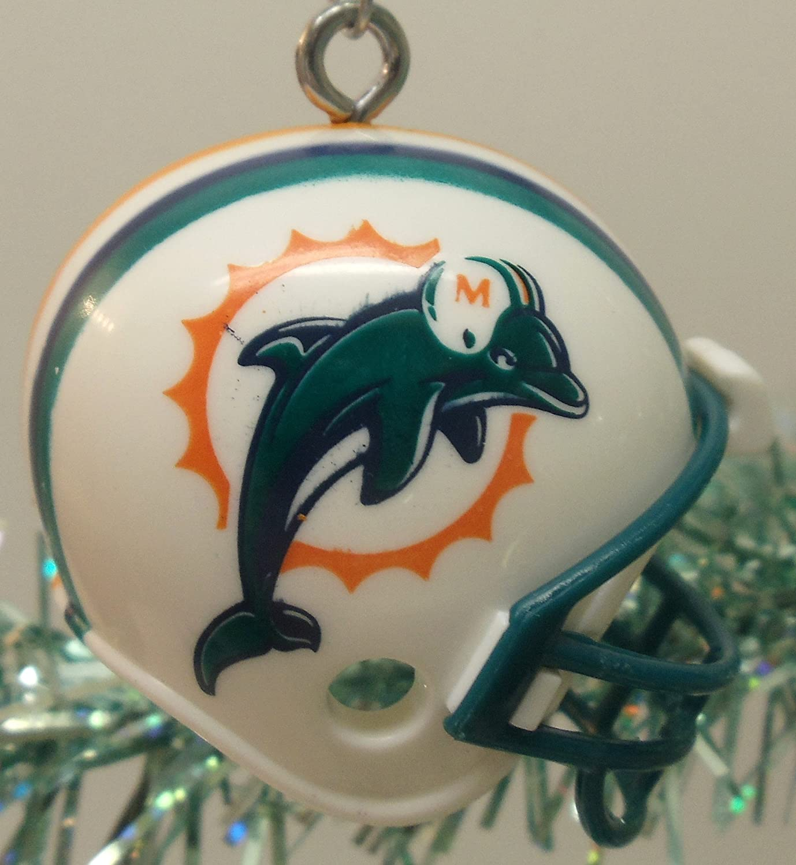 Amazon.com: NFL FOOTBALL ORNAMENT SET of 32 MINI HELMET CHRISTMAS ...