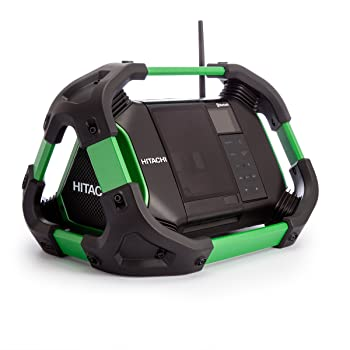 Hitachi HITUR18DSDL Cordless Radio