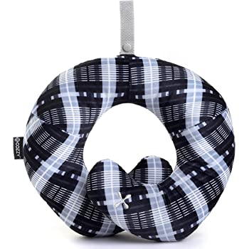Amazon Com Bcozzy Chin Supporting Travel Pillow