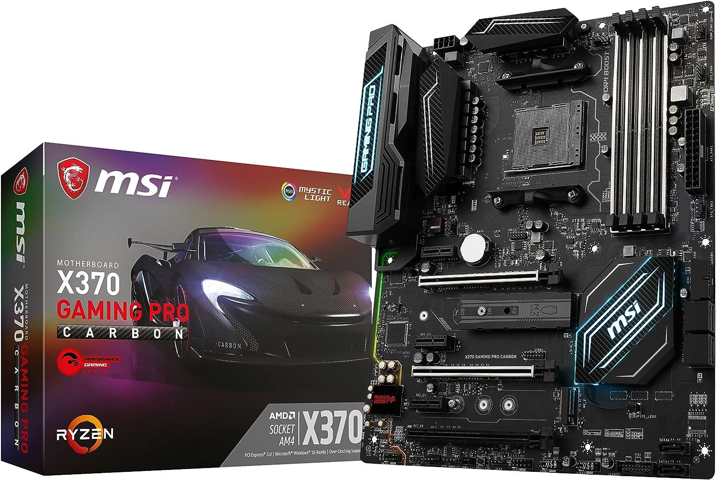MSI Gaming AMD Ryzen X370