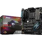 MSI Gaming AMD Ryzen X370 DDR4 VR Ready HDMI USB 3 SLI CFX ATX Motherboard (X370 GAMING PRO CARBON)