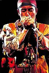 [コンサートパンフレット]長渕剛 LIVE'98 SAMURAI[1998年LIVE TOUR]
