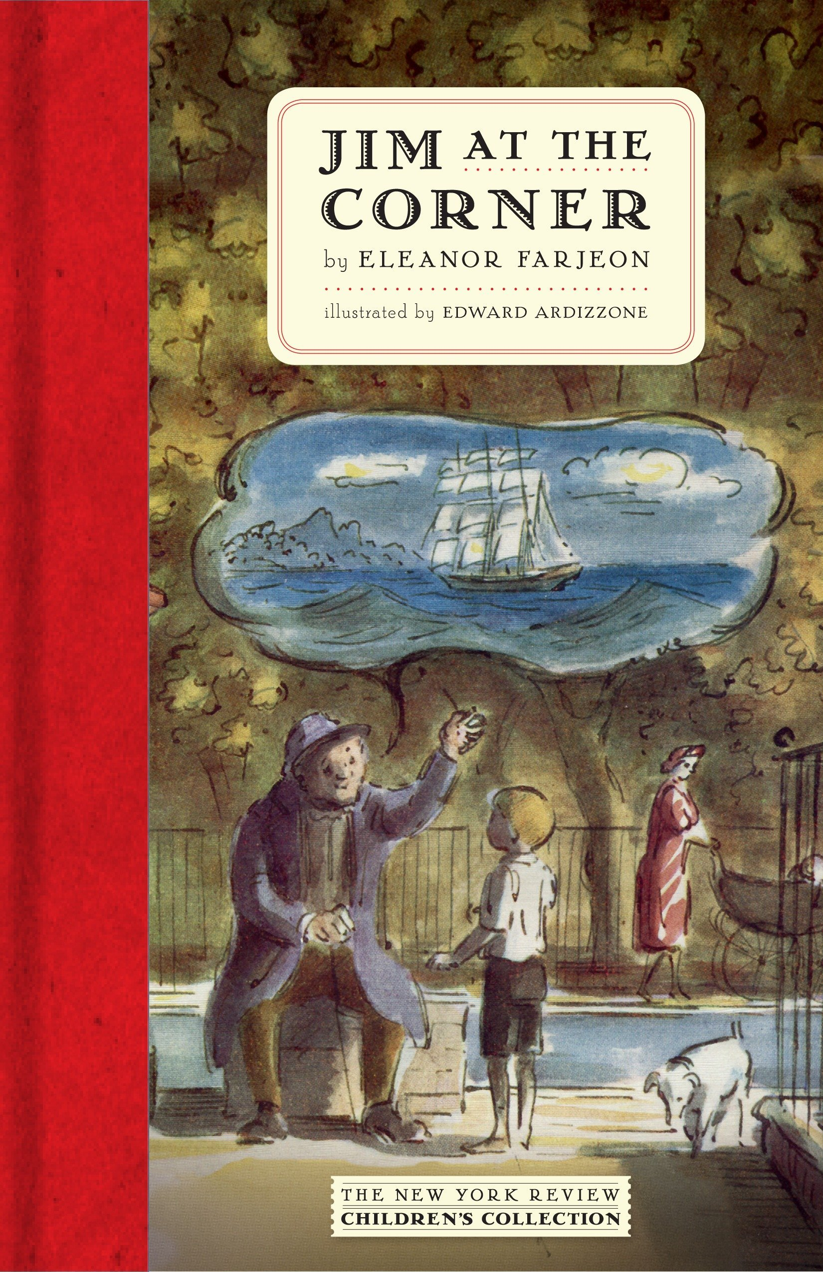 Read Online Jim at the Corner (New York Review Children's Collection) PDF