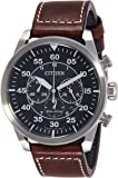 Citizen Analog Black Dial Men's Watch-CA4210-16E