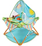 Summer Infant Pop N Jump Activity Centre With Canopy - Saltador con capota