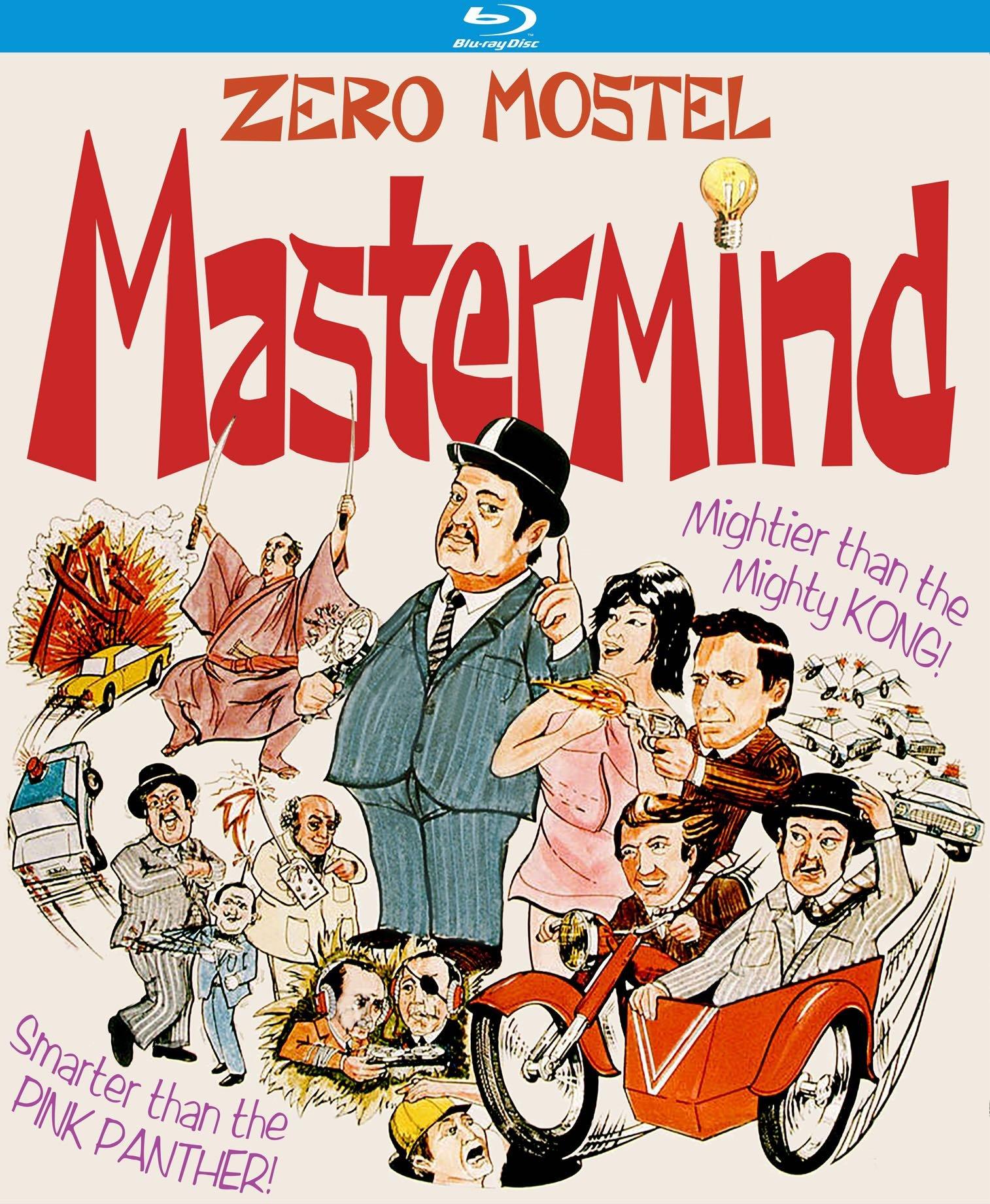 Blu-ray : Mastermind (Blu-ray)