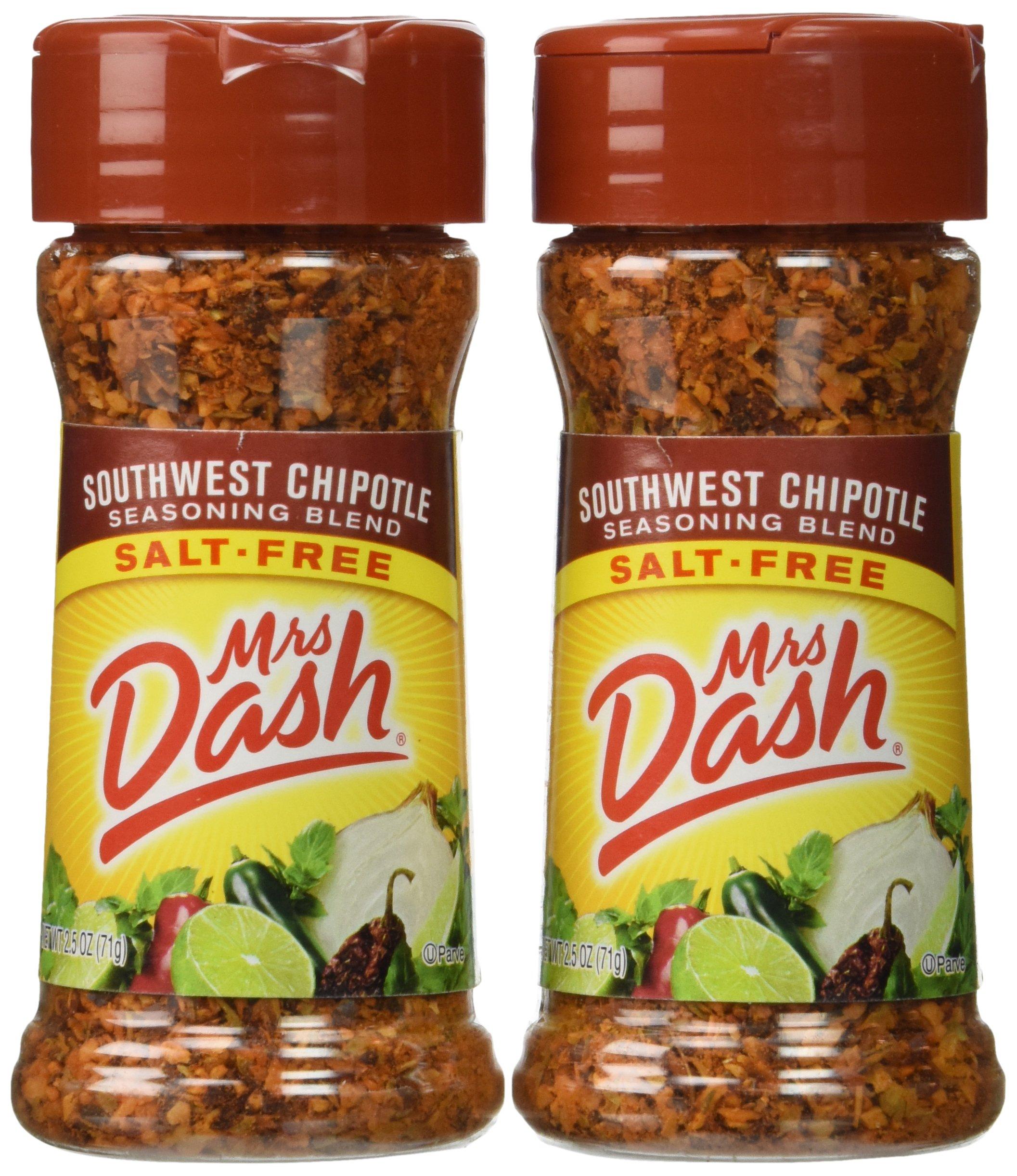 Mrs. Dash Southwest Chipotle 2.5 OZ - Pack of 2
