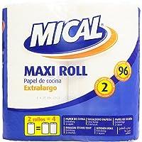 Mical Maxi Roll Papel de Cocina Extralargo