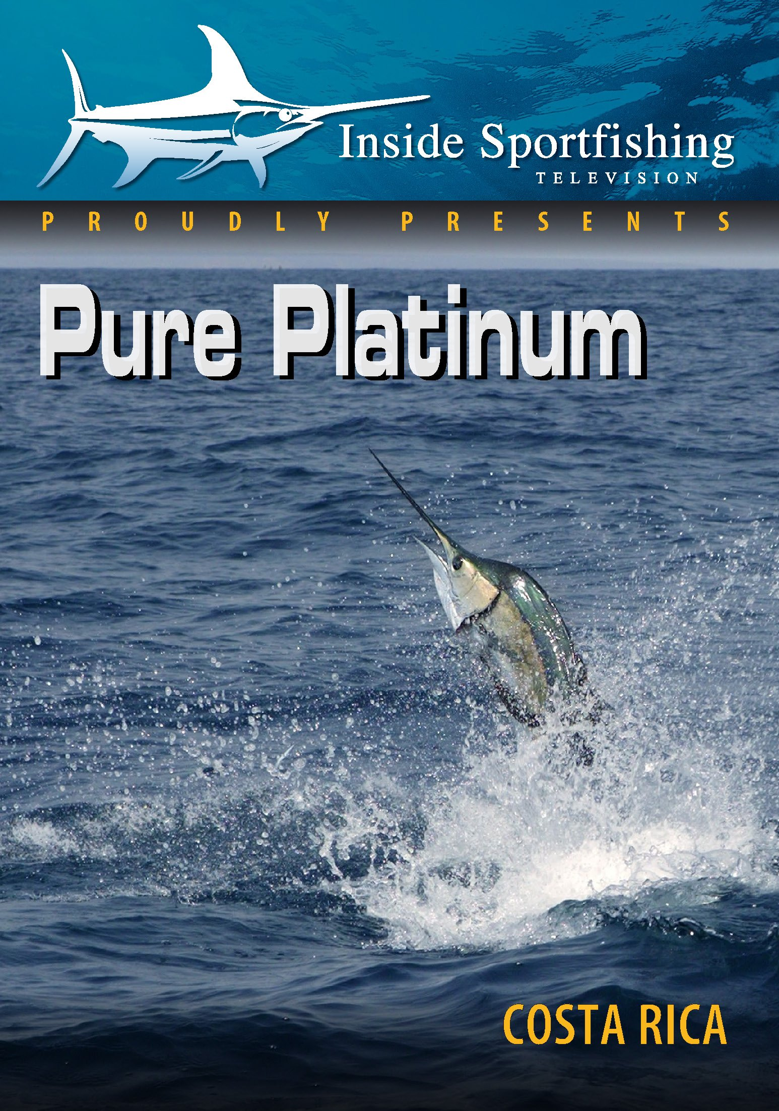 DVD : Inside Sportfishing: Pure Platinum (DVD)