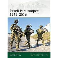 Israeli Paratroopers 1954-2016