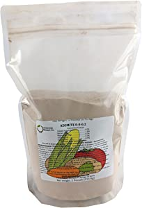 Azomite Rock Dust Volcanic Ash (Certified Dealer) Trace Minerals