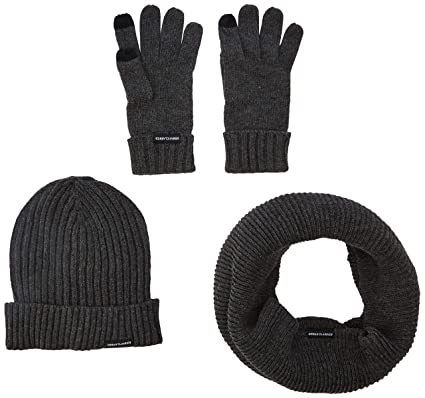 6ebfae50a5c Urban Classics Damen   Herren Winter-Strick-Set