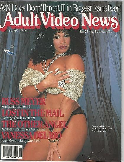 video magazine Adult news