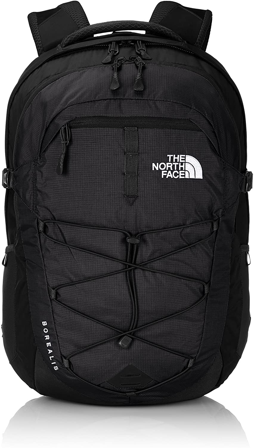The North Face Borealis Backpack, TNF Black, One Size