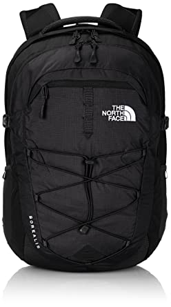 6b17a868c4 Amazon.com: The North Face Men's Borealis, TNF Black, One Size: Clothing