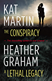 The Conspiracy & A Lethal Legacy/The Conspiracy/A Lethal Legacy (Maximum Security)