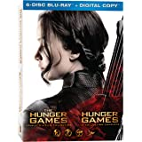 Hunger Games, The: Complete 4-Film Collection [Blu-ray]