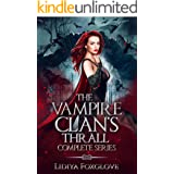 The Vampire Clan's Thrall: Complete Series Box Set